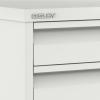 BISLEY F-serie ladekast 4 laden - ONGEBRUIKT (3 stuks op voorraad)