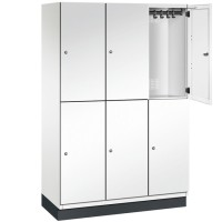 CAMBIO XL Lockerkast met 6 lockers