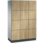 Houten lockers (PREFINO)