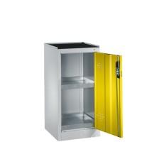 Milieukast / veiligheidskast Laag model (Verzinkte lekbakken)
