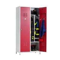 BASIC Brandweer garderobekast 2 personen
