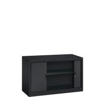 Roldeurkast - H.73 x B.120 cm - Inclusief 1 legbord