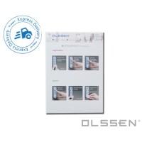 OLSSEN RS Elektronisch Pincodeslot Instructiebord