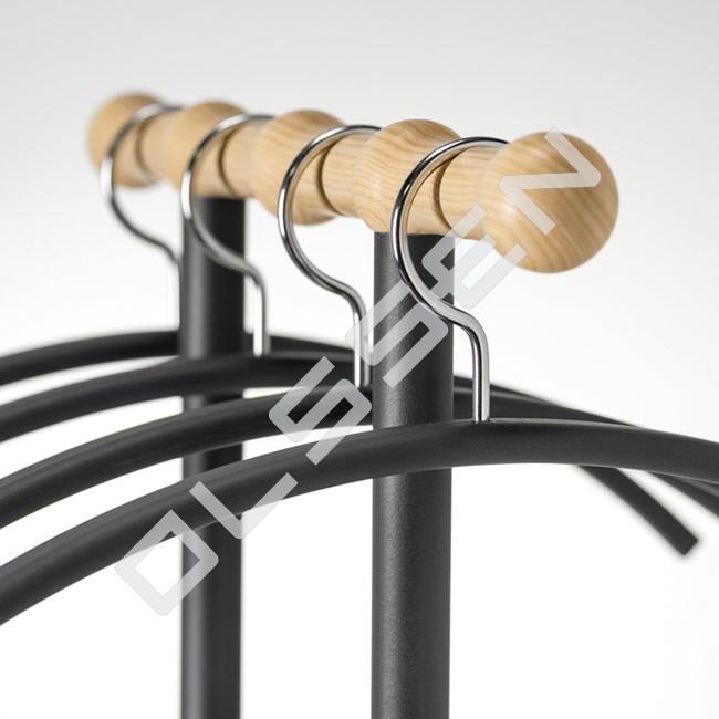 VAN ESCH Staande kapstok met hangers (Philippe)