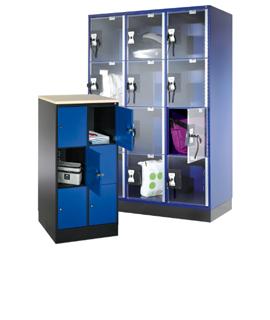 Gebruikte lockers