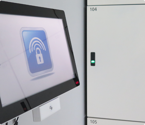 RFID slot