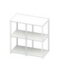 REVV Cubics small - Circulair en modulair opbergsysteem