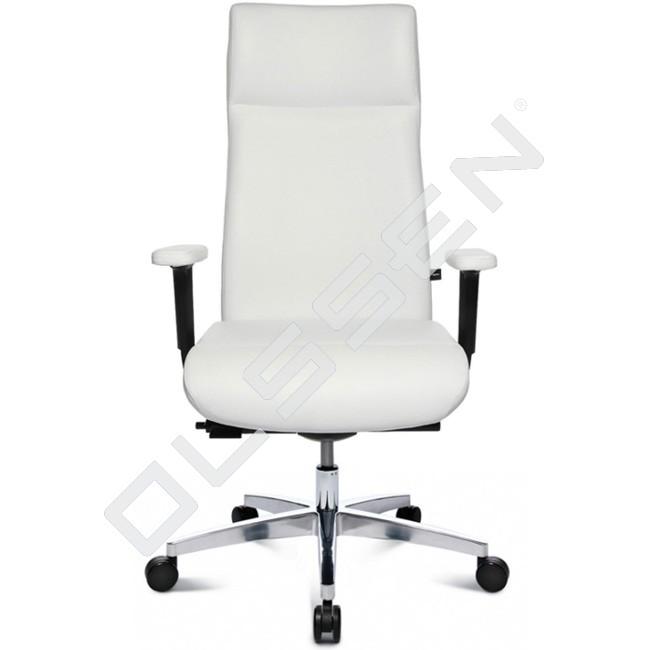 Luxe Leren Bureaustoel.Emporio Bureaustoel T 700