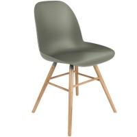 ZUIVER Albert kuip design stoel (Kunststof)