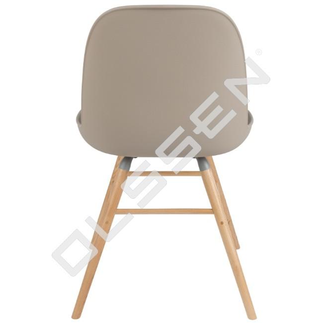 Zuiver albert kuip design stoel kunststof for Zuiver albert kuip