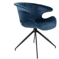ZUIVER Mia Design stoel (Gestoffeerd)