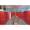 Kleding lockers met ventilatie en afzuiging